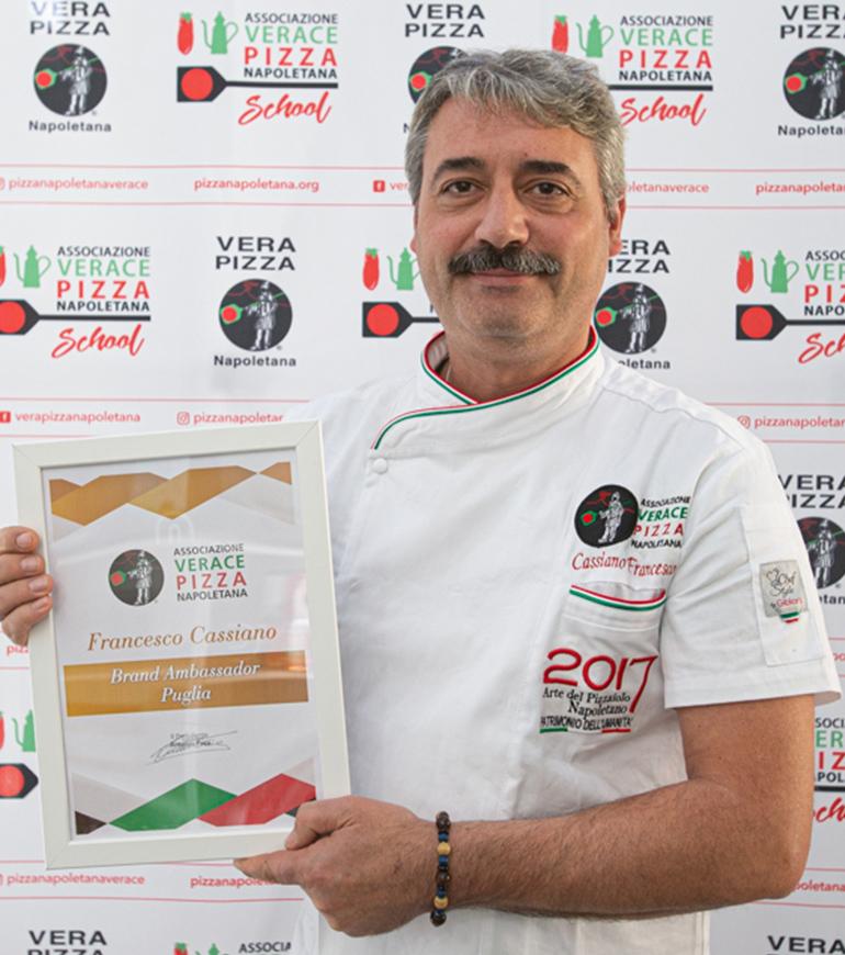 Brand Ambassador AVPN - Puglia - Francesco Cassiano