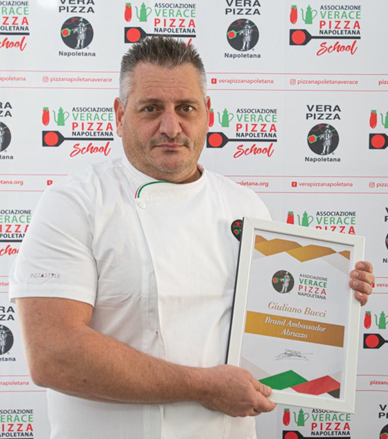 Brand Ambassador AVPN - Abruzzo - Giuliano Bucci