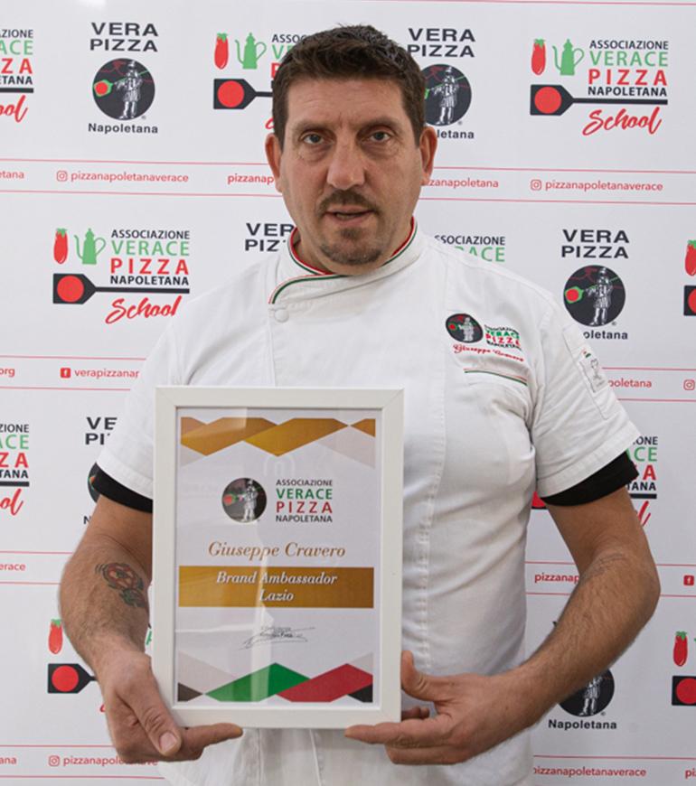 Brand Ambassador AVPN - Lazio - Giuseppe Cravero