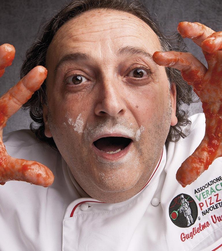 Brand Ambassador AVPN - Campania - Guglielmo Vuolo