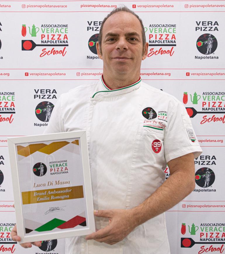 Brand Ambassador AVPN - Emilia Romagna - Luca Di Massa
