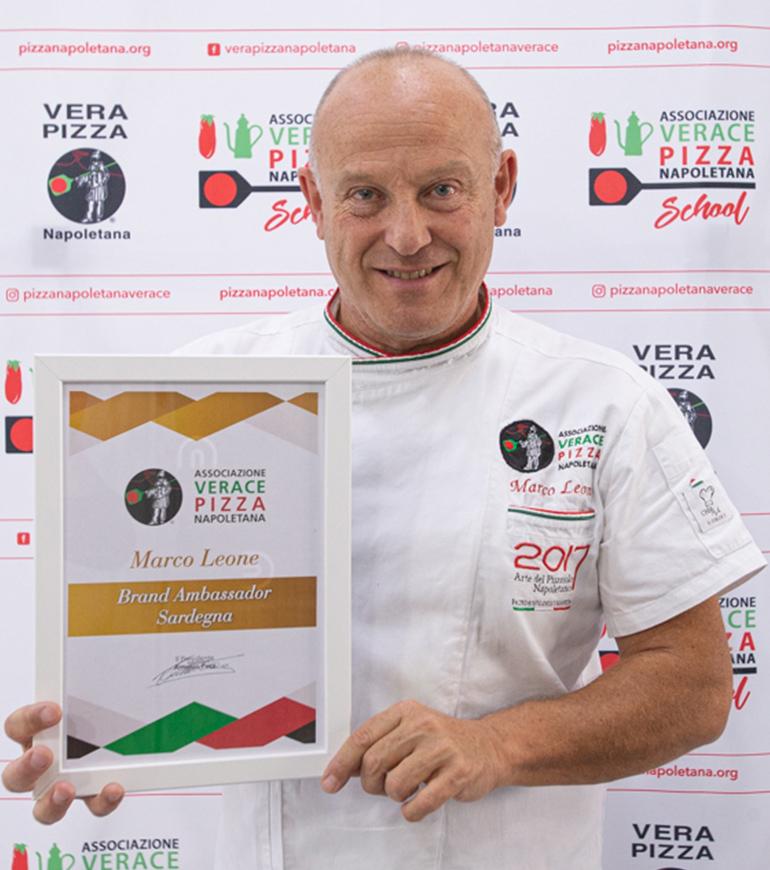 Brand Ambassador AVPN - Sardegna - Marco Leone