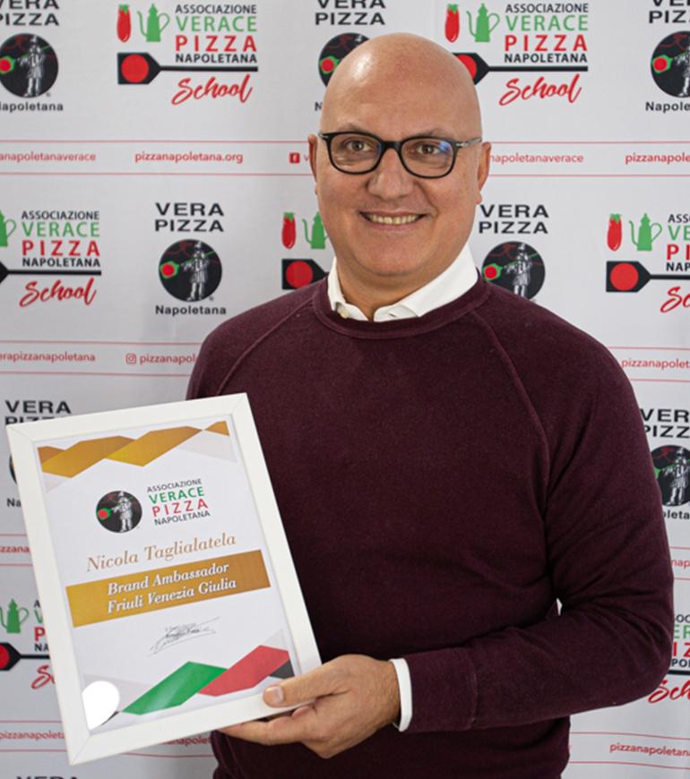 Brand Ambassador AVPN - Friuli Venezia Giulia - Nicola Taglialatela