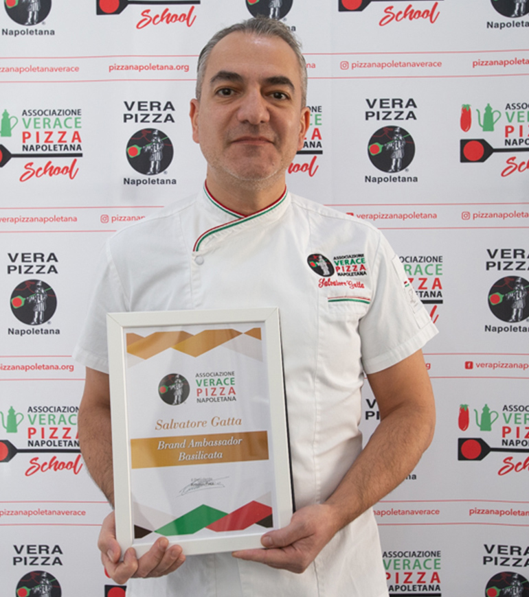 Brand Ambassador AVPN - Basilicata - Salvatore Gatta