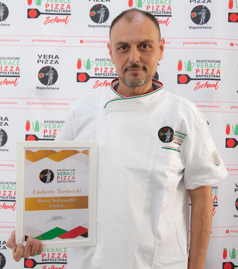 Brand Ambassador AVPN - Umbria - Umberto Tardocchi