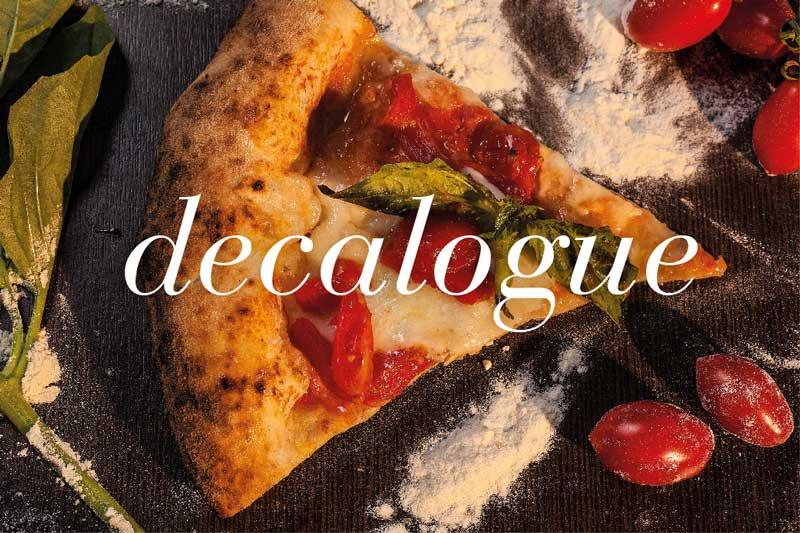 AVPN - Decalogo