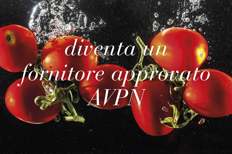 AVPN - Albo fornitori associati
