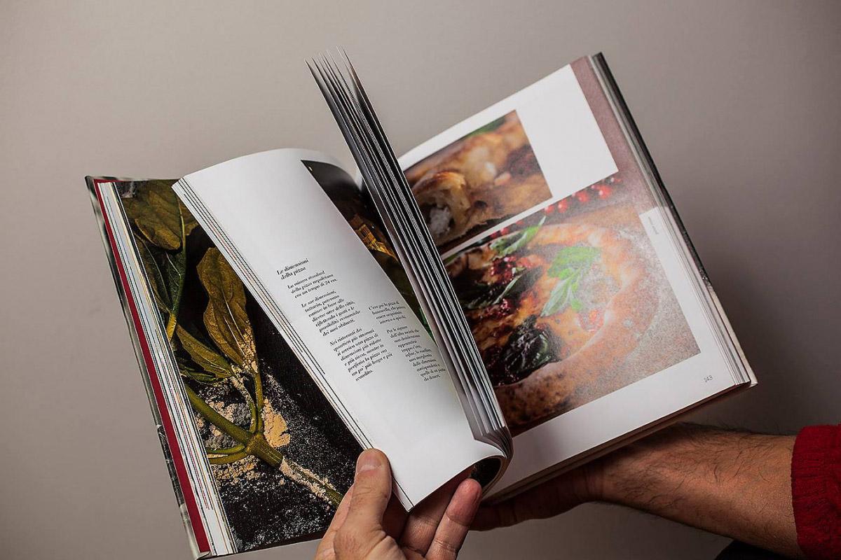 AVPN - Libro Farina acqua lievito sale passione