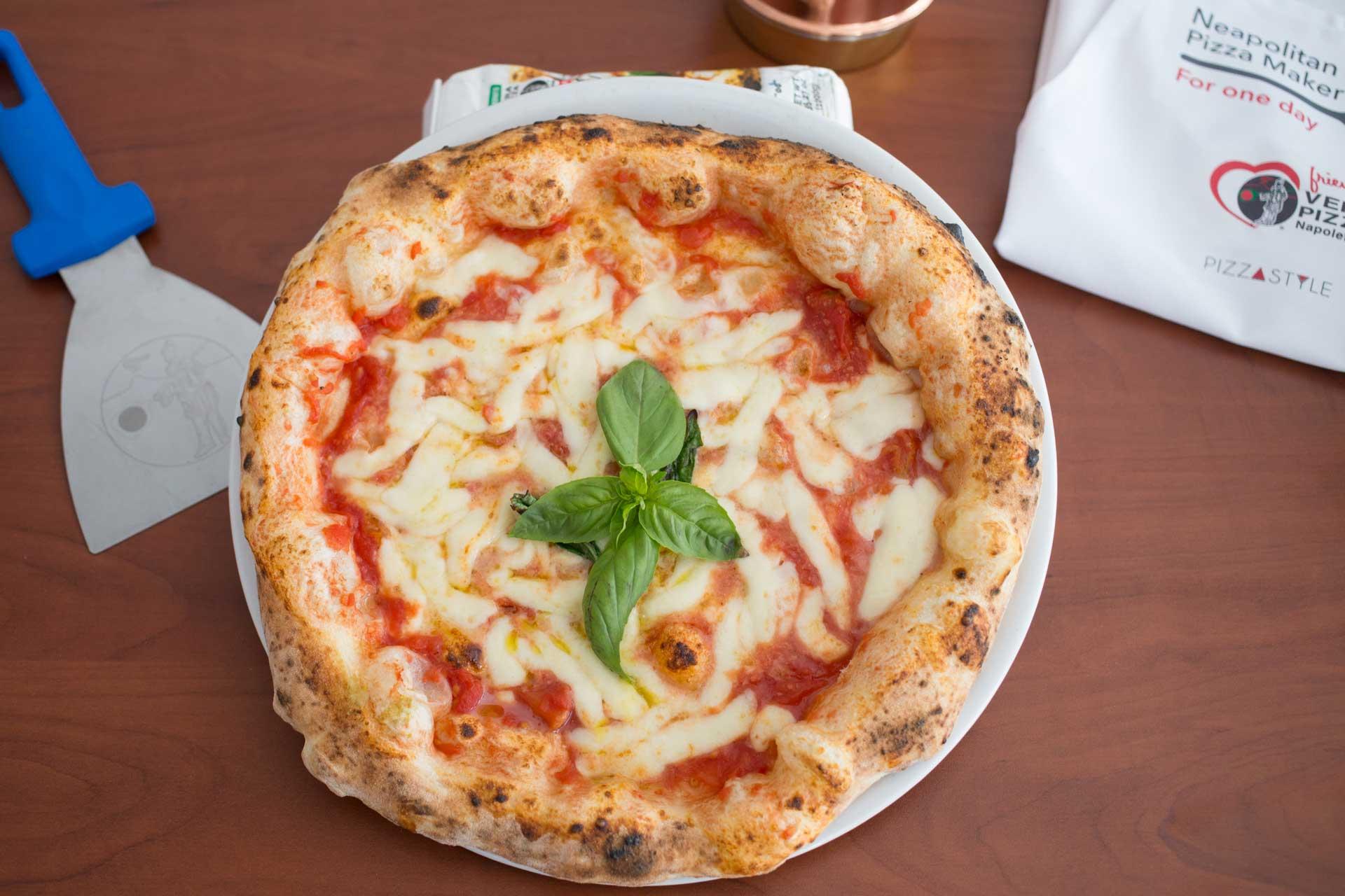 AVPN - Corso Pizzaiolo per un giorno - Pizza cotta