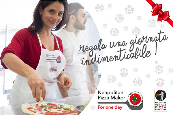 AVPN - Pizzaiolo Napoletano per un giorno